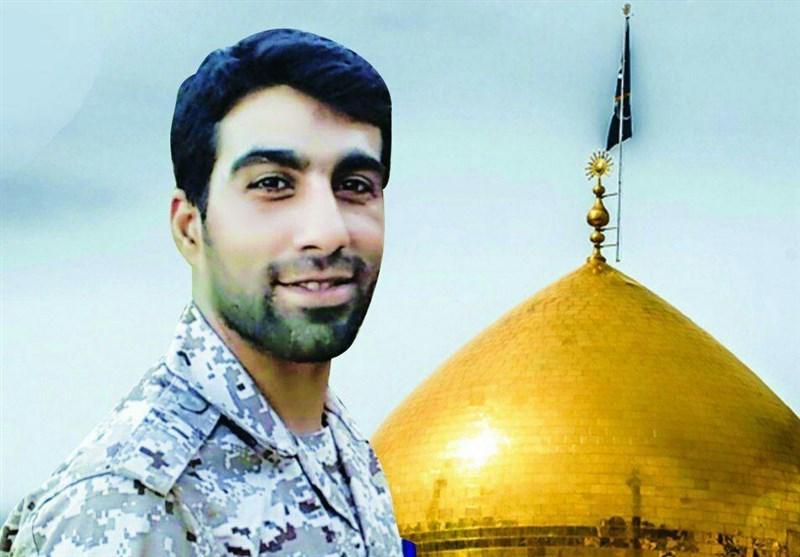 شهید محمد تاجبخش نخستین شهید مدافع حرم گتوند