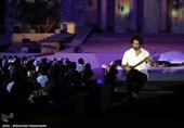 اجرای کنسرت نمایش سی