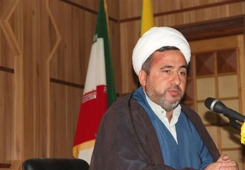 حجتالاسلام عباس افشار،مسئول کارگروه یاوران اربعین حسینی استان قزوین