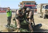 رقبای تیم اربابان سلاح نیروی زمینی سپاه در مسابقات روسیه مشخص شدند