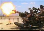 تمرینات نیروهای ارتش وسپاه برای حضور در مسابقات نظامی روسیه + فیلم