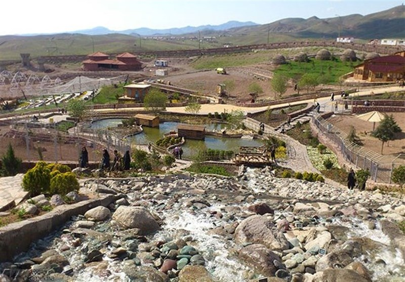 Nature Village, A Safe Habitat for Endangered Wildlife in Iran