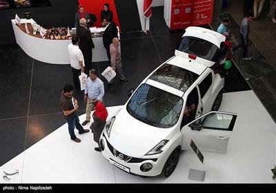 هفدهمین نمایشگاه بین المللی خودرو - مشهد