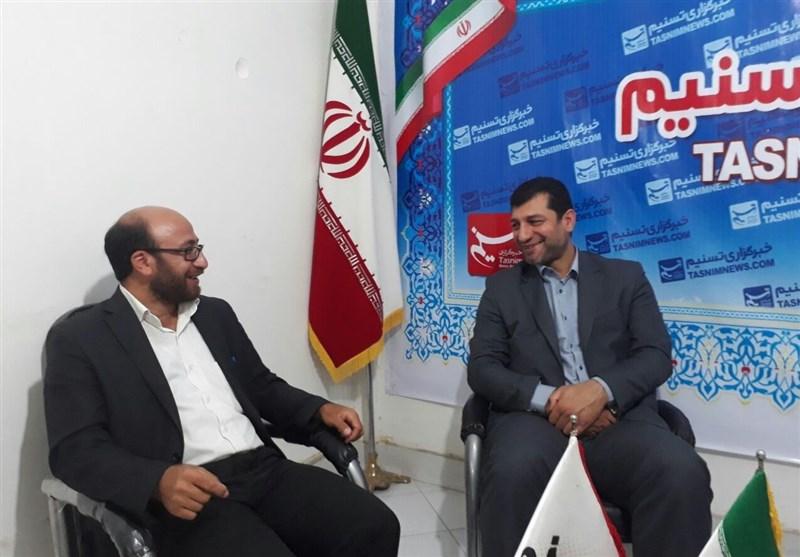 مرتضی صفری مدیرکل صدا و سیمای مرکز زنجان