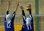 Asian Women's U-17 Volleyball C'ship: Iran Loses to Australia