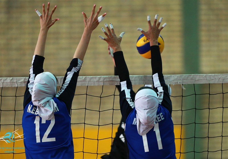 Iran Beaten by Thailand at Asian Women's Volleyball Championship