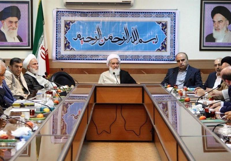 نشست خیران مسجدساز در کرمانشاه