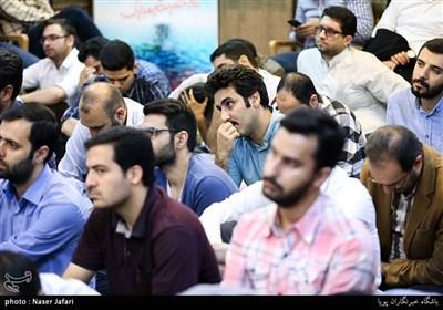 جشن روز خبرنگار در خبرگزاری تسنیم