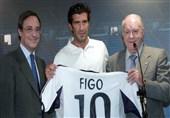 رئال مادرید فیگو فلورنتینو پرس