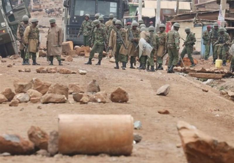 کمیسیون انتخابات کنیا، رئیس جمهوری مستقر این کشور را پیروز اعلام کرد