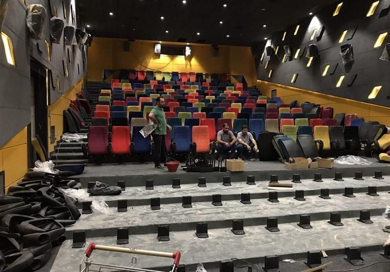 ساخت سالن سینمایی پس از 40 سال در شهر شیراز