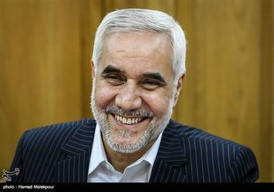 محسن مهرعلیزاده یکی از نامزدهای شهرداری تهران در جلسه منتخبین پنجمین دوره شورای شهر تهران