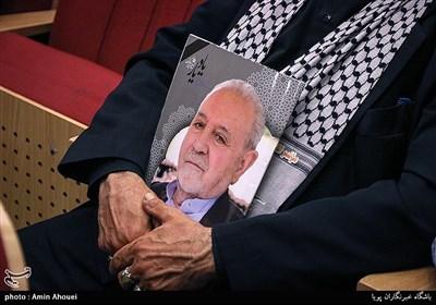 مراسم چهلمین روز درگذشت مرحوم سیدرضا نیری