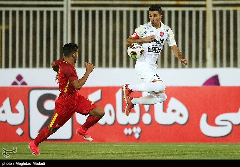 Persepolis Sinks Naft Tehran in Iran Professional League