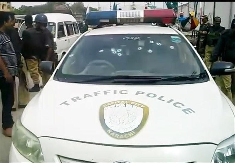 ٹریفک پولیس پاکستان