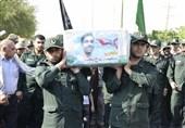 بزم شهیدان میزبان شهید مدافع حرم محمد تاجبخش + تصاویر