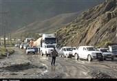 آخرین وضعیت راهها در استانهای سیلزده کشور