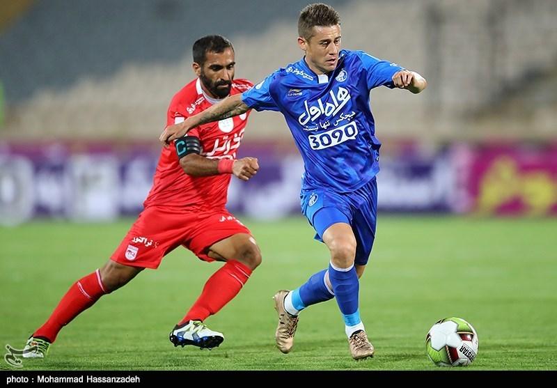 کیانی: پرسپولیس بهترین تیم ایران است ولی میخواهیم آنها را شکست بدهیم