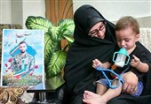 آخرین وصیتنامه شهید حججی به همسر و فرزندش + صوت