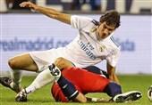 مدافع رئال مادرید سوپر جام اروپا را از دست داد