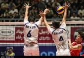 ملیپوشان والیبال ایران راهی اسلوونی شدند