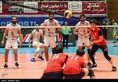 میادین پیشروی والیبال ایران در سال 2018