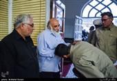 چهلم شهید مدافع حرم محمد جلال ملک محمدی