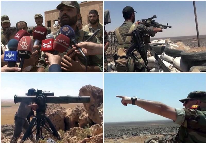 تمام حومه «السویداء» به آغوش سوریه بازگشت/بستهشدن مرزهای سوریه و اردن بهروی تروریستها