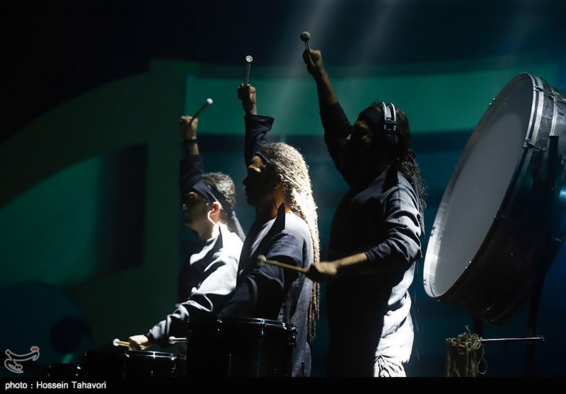 اجرای کنسرت گروه کاکوبند در بیستمین جشنواره تابستانی کیش