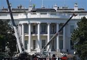 تعمیرات کاخ سفید