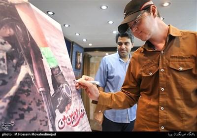 مصطفی احمدی تصویربردار