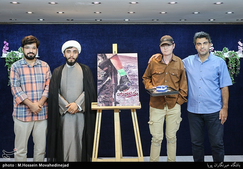 دوربین سلاح جدید رزمنده «فاطمیون»/تصویربردار افغانستانی:آرزویم ضبط لحظه آزادی قدس است