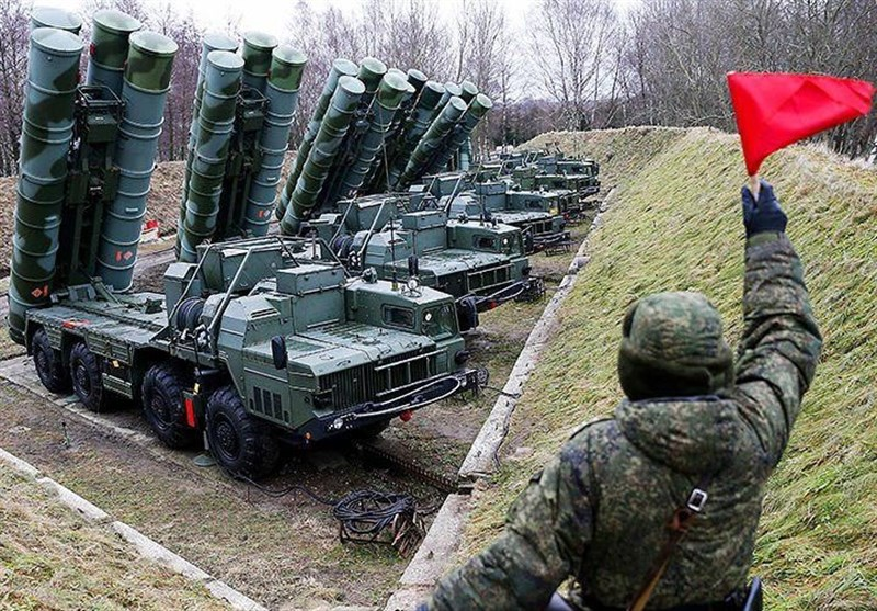 تجهیزات نظامی روسیه
