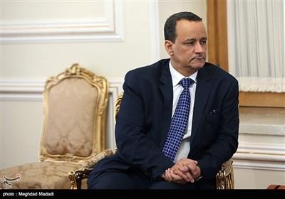 اسماعیل ولد الشیخ احمد نماینده ویژه دبیرکل سازمان ملل در امور یمن