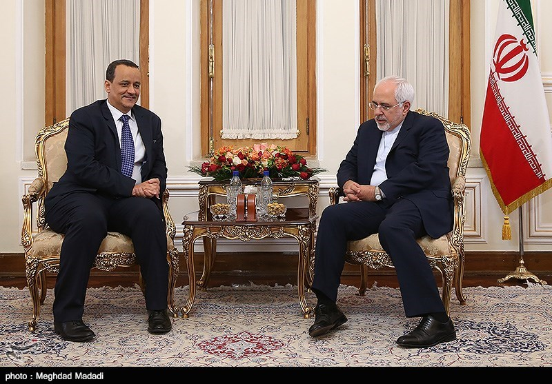 Iran's FM, UN Envoy Stress Need for End to Yemen Human Catastrophe