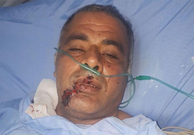 محیطبان قربانی کلاشینکف در ICU تحت مراقبت است