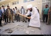 اردوی جهادی یک روزه مبلغان در سرای احسان کهریزک+عکس