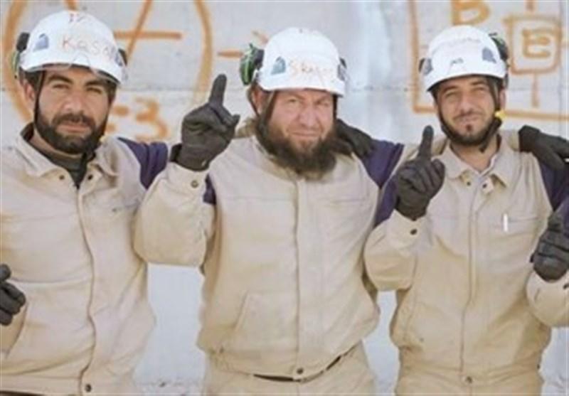 """تصفیة 7 عناصر من منظمة """"القبعات البیضاء"""" فی إدلب"""