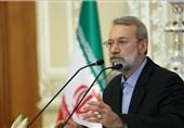لاریجانی: دشمن علیه ایران لشکر «کت و شلواری» به راه انداخته است