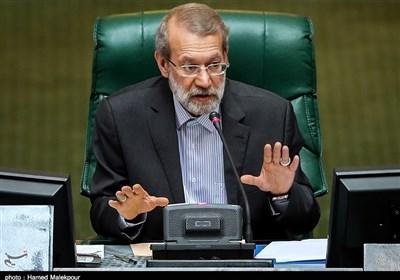 لاریجانی: ایران پاسخ اروپا را میدهد/زد و خورد سیاسی با ایران برای اروپاییها تبعاتی دارد