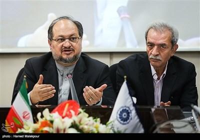 سخنرانی محمد شریعتمداری وزیر پیشنهادی صنعت، معدن و تجارت در جمع اعضای اتاق بازرگانی ایران