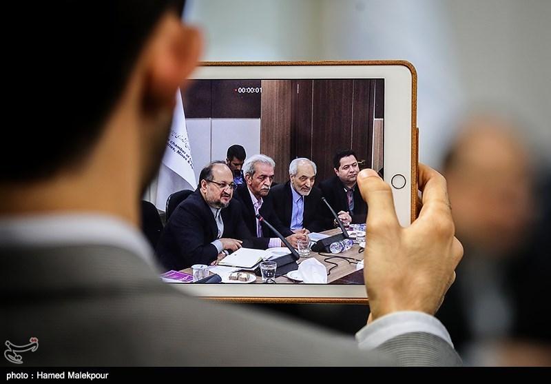 حضور وزرای پیشنهادی اقتصاد و صنعت در اتاق بازرگانی