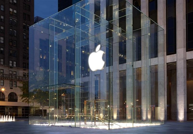 ارزش سهام اپل رکورد زد