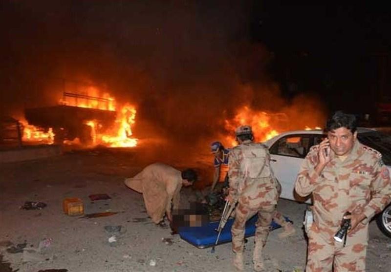 کوئٹہ؛ سیکورٹی فورسز پر خود کش حملہ، 8 جوانوں سمیت 15 افراد شہید