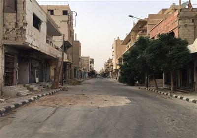 تدمر پس از آزادسازی از دست داعش