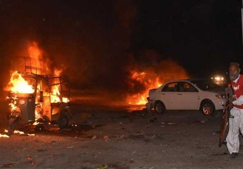 انفجار کویته