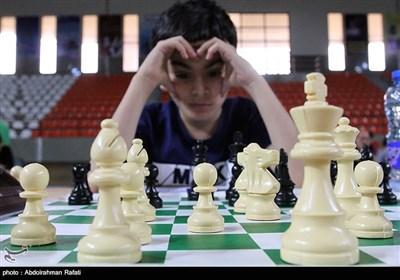 مسابقات شطرنج قهرمانی کشور در همدان