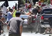 تصاویر/ درگیریها و تظاهرات در شارلوتزویل آمریکا 3 کشته برجای گذاشت