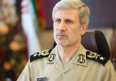 وزیر الدّفاع: الهجمات الصّاروخیّة على سوریا مثال على استمرار التّدخّل الأجنبی فی المنطقة
