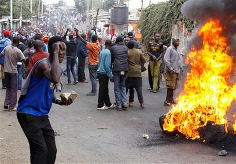 کینیا؛ مظاہروں میں ہلاکتوں کی تعداد 24 تک پہنچ گئی